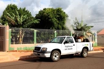 Ações de combate à dengue continuam hoje em dez bairros de Campo Grande
