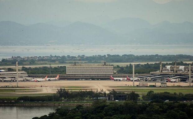 Aeroporto do Rio de Janeiro e Minas Gerais serão leiloados até sexta-feira