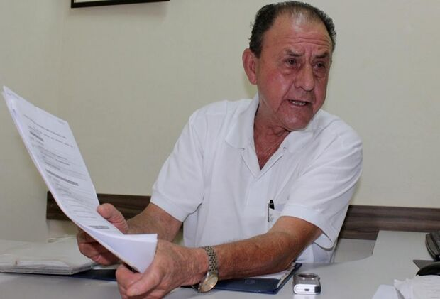 Conselheiro das Moreninhas denuncia descaso do poder público com a região
