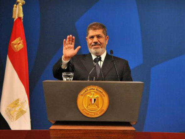 Ex-presidente do Egito enfrenta novo julgamento