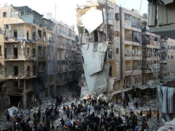 Estragos causados pela guerra na Síria somam US$21,6 bilhões