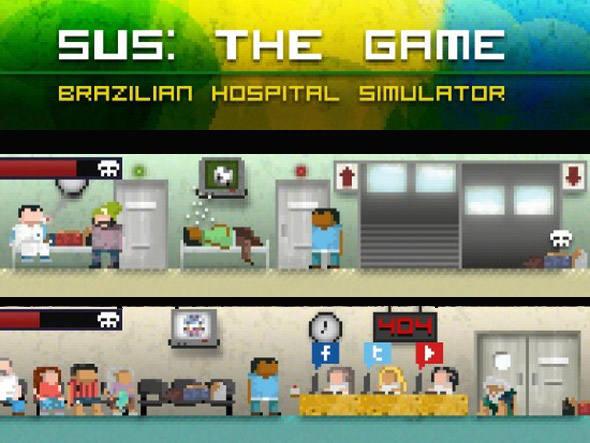 Cadê o médico? SUS vira alvo de chacota em game online