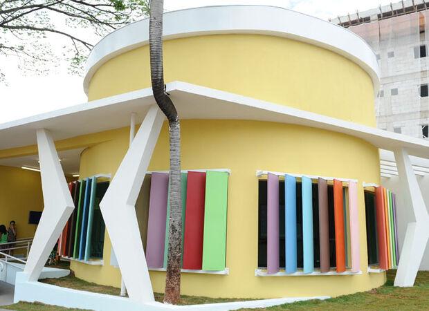 Casa de Ensaio oferece aulas para crianças carentes