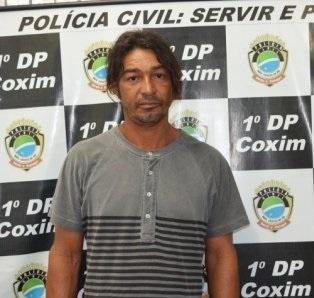 É preso homem acusado de matar esposa com 21 facadas