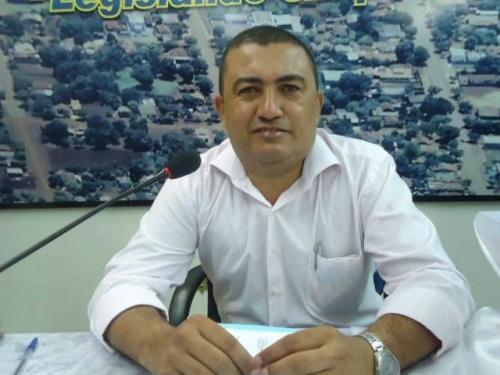 Presidente da Câmara Paulinho Chorão, assume prefeitura de Douradina