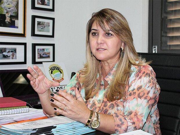 Delegada Rosely Molina fala sobre violência contra mulher