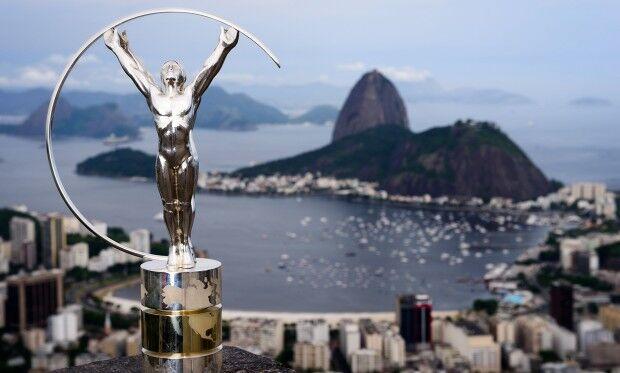 Ronaldinho é indicado ao Oscar do Esporte por volta por cima