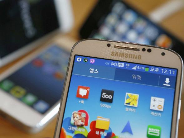 Galaxy S5 vem aí e deve trazer sensor de impressões digitais