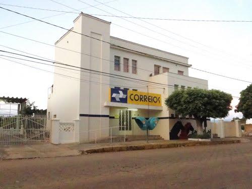 Bandidos assaltam Correio Central de Aquidauana