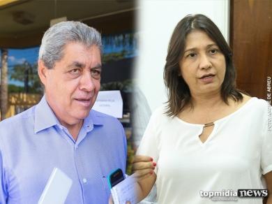 Após 1ª derrota, Puccinelli insiste em queixa-crime contra Luiza Ribeiro