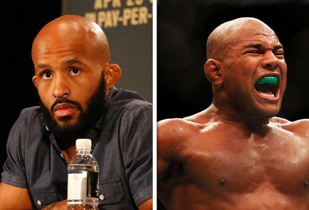 UFC surpreende, e Wilson Reis encara Johnson pelo cinturão do peso-mosca