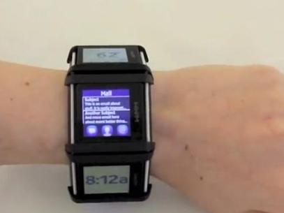 Nokia registra a patente do Facet, relógio inteligente com 6 telas