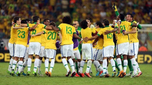 Seleção Brasileira enfrentará Seleção Chilena no último amistoso do ano