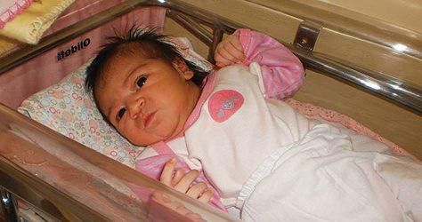 Bebê sequestrado foi encontrado no Bairro Tiradentes
