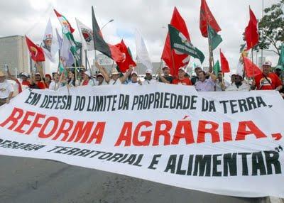 Governo muda regras de financiamento para reforma agrária