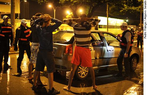 Comissão do Senado se reúne amanhã para discutir estrutura da polícia brasileira