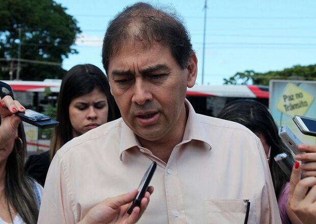 Bernal afirma que coleta de lixo continuará normalmente na Capital