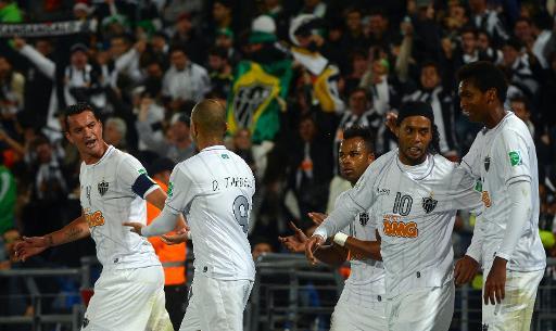 Atlético-MG perde para o Raja e disputa terceiro lugar no Mundial