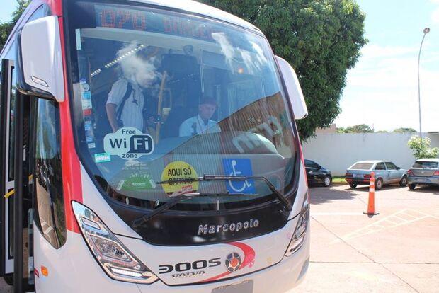 Tarifa do ônibus continua R$ 2,70 até fevereiro