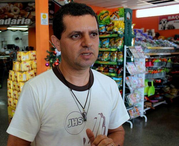 Comerciantes da Moreninha II comemoram o crescimento econômico da região