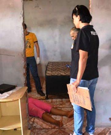 Indígena é  encontrada morta na aldeia Bororó