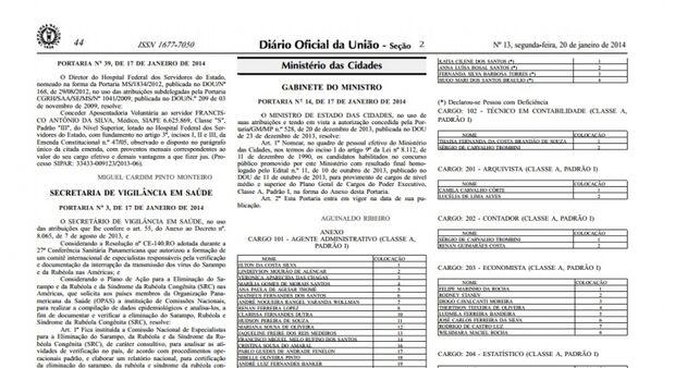 Publicação cria comissão para eliminação do sarampo e da rubéola