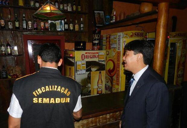 Dono de bares protestam na Câmara para mudança da 'lei do silêncio'