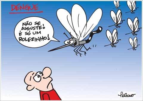 Rolezinho vai orientar lojistas sobre a dengue em Campo Grande
