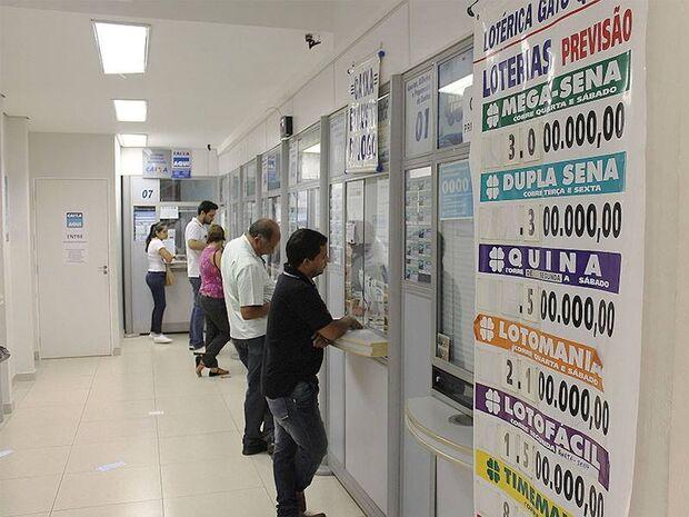 'Falta de papel nas lotéricas pode parar setor em Campo Grande', afirma presidente do sindicato dos