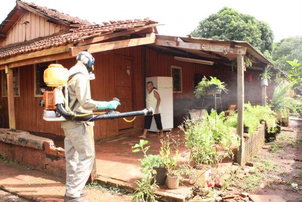 MS receberá mais de R$ 5 mi para intensificar ações contra dengue
