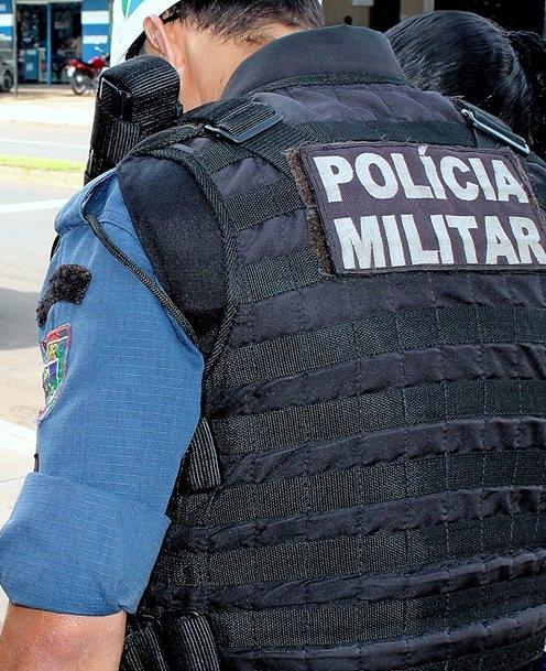 Rapaz de 18 anos é preso por pichar muro no Monte Castelo