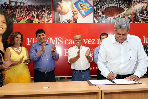 MS é o 1º Estado da Federação a cumprir piso de 20h para professores