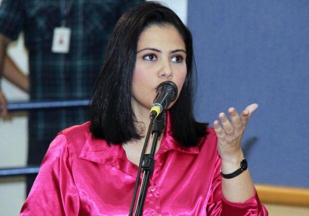 'Bernal nos deu oportunidade de trabalhar bastante', diz vereadora Grazielle Machado