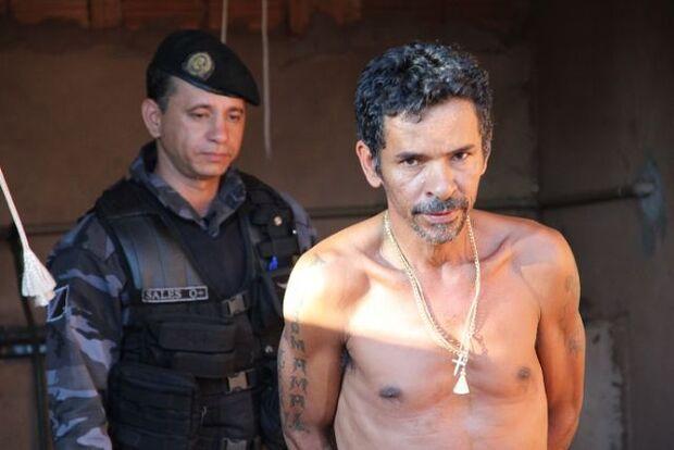 Força Tática prende um dos maiores traficantes de Batayporã