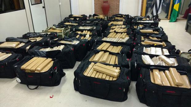 Militares presos com drogas achavam que carga era de cigarros, diz defesa