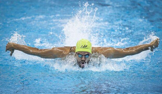 Após 5 hérnias, André Brasil valoriza treinos com Cielo e vê Rio como marco