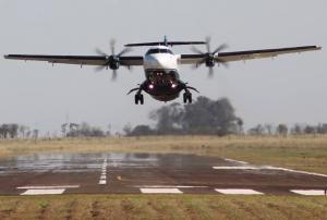 Problemas técnicos faz voo da Azul retornar 10 minutos após decolar em Dourados