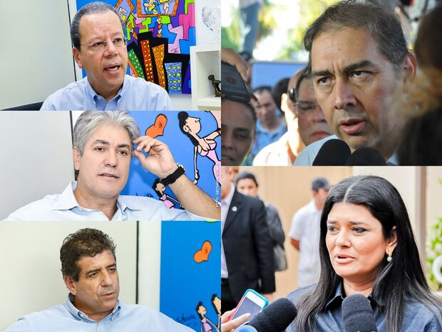 Confira agenda dos candidatos a prefeito no último domingo do mês