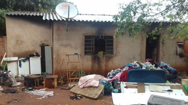 Tragédia: duas crianças morrem carbonizadas em incêndio no Nova Lima