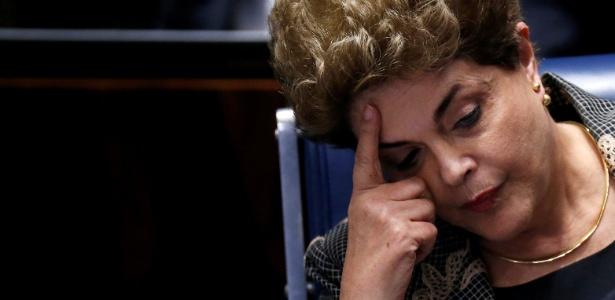 Após ter mandato cassado, Dilma Rousseff mantém os direitos político