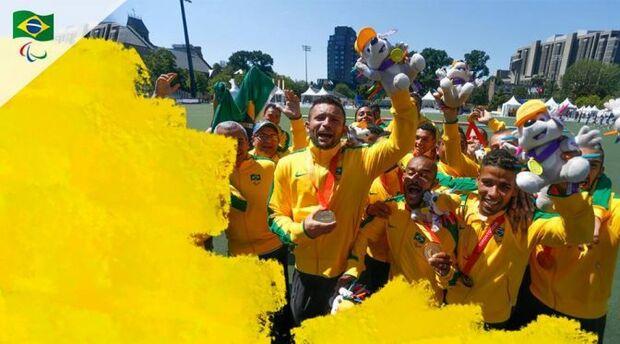 Doze paratletas de MS integram delegação brasileira nos Jogos Paralímpicos Rio 2016