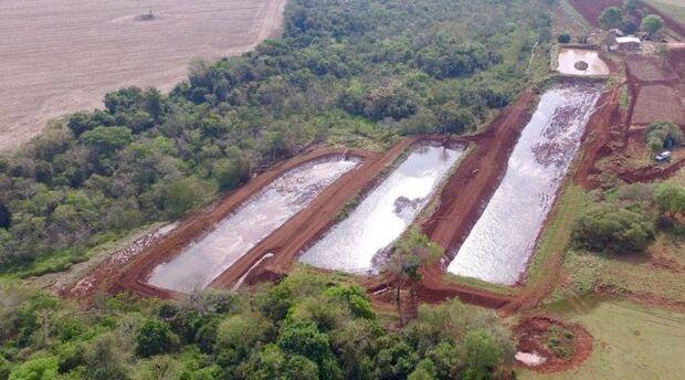 PMA autua fazendeiro em R$ 16 mil por degradação de nascente e construção de 4 represas