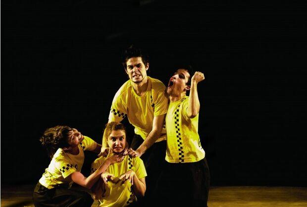 Espetáculo teatral que mescla humor e adrenalina chega a Campo Grande