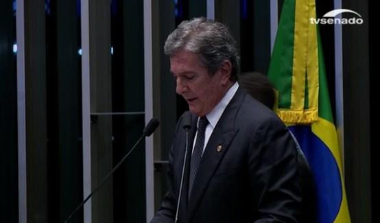 Cassado em 1992, Fernando Collor diz que impeachment não é golpe