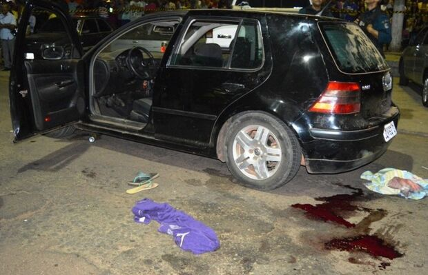 Sargento mata filho de coordenador de campanha de candidato peemedebista