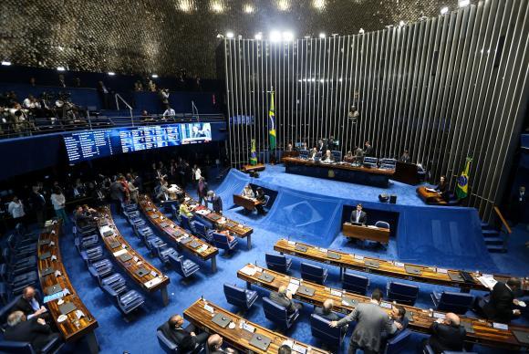 Senado conclui hoje julgamento da presidente afastada Dilma Rousseff