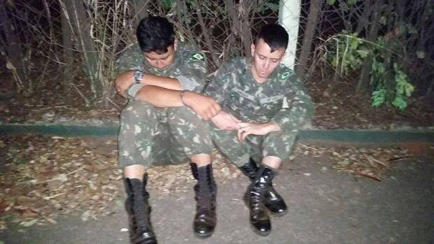 Exército diz vai expulsar militares presos com três toneladas de maconha