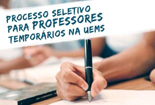 Universidade abre seleção para professores temporários em Dourados