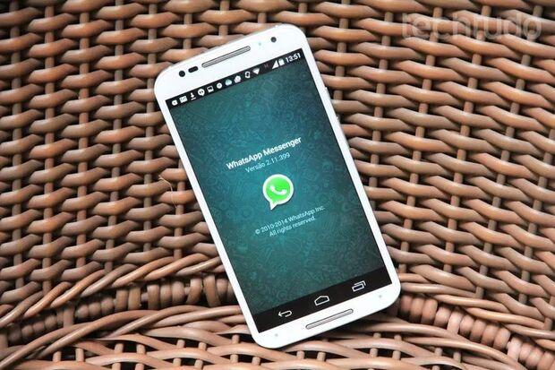 WhatsApp ganha jeito mais fácil de enviar mensagens
