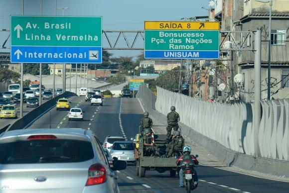 Operação militar nos Jogos custou R$ 705 milhões e mobilizou 43 mil homens